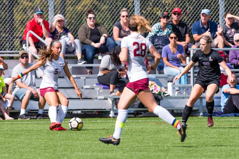 Women's Soccer: Willamette Bearcats vs Linfield Wildcats