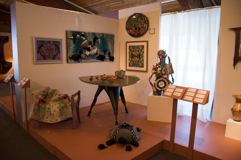 League of New Hampshire Craftsmen, Miriam Carter