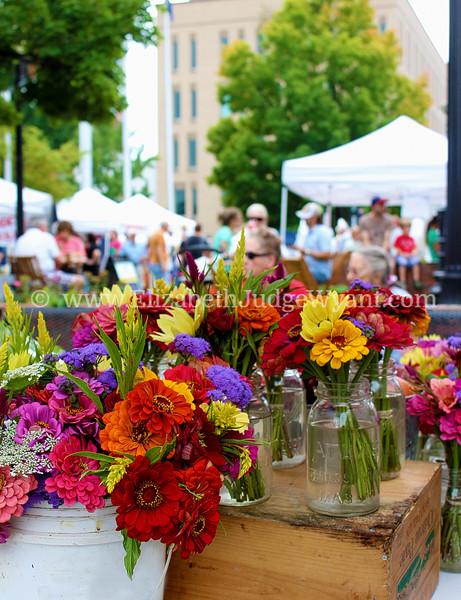 Easton Farmers Market, Easton, PA 8/31/2013
