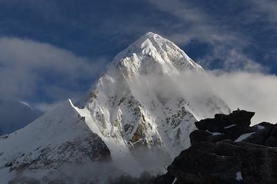 Базовый лагерь Эвереста. Октябрь 2016