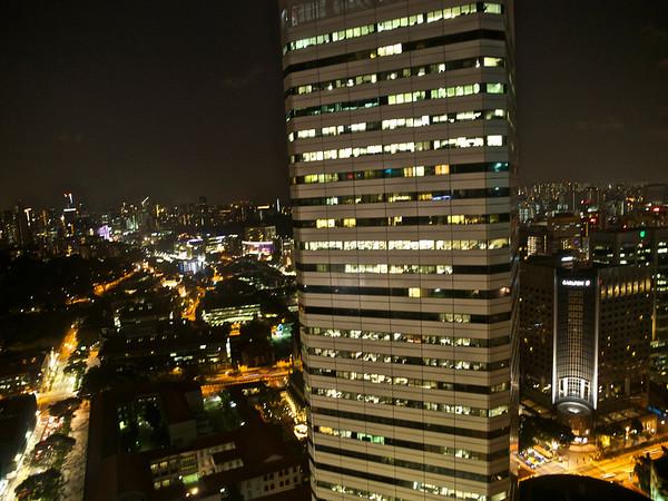 Singapore Day and Night