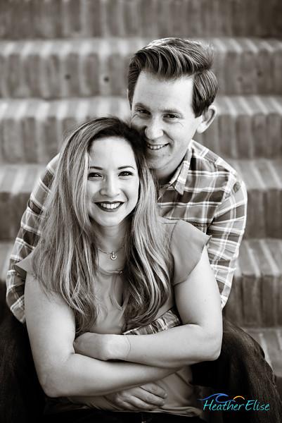 Jeff + Emiko | Presidio Park Engagement | San Diego Wedding Photographer