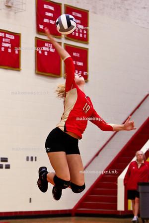 Varsity Volleyball v Fremont