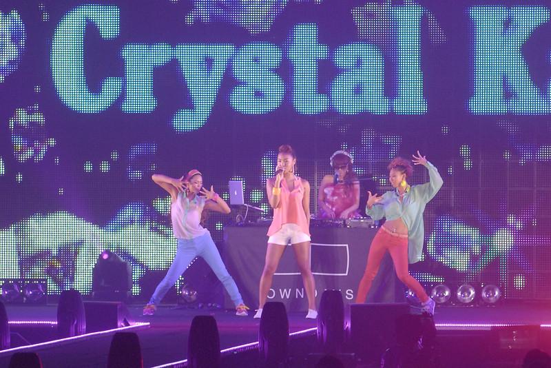 Crystal Kay (feat. DJ Kaori)