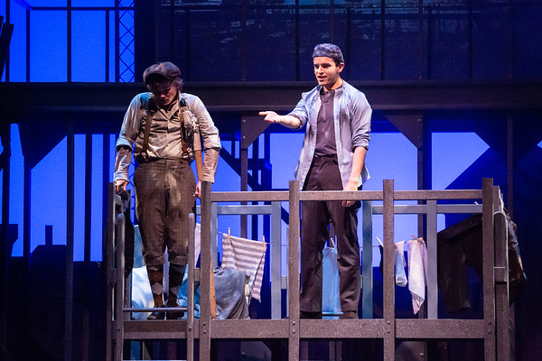 Newsies Act 1