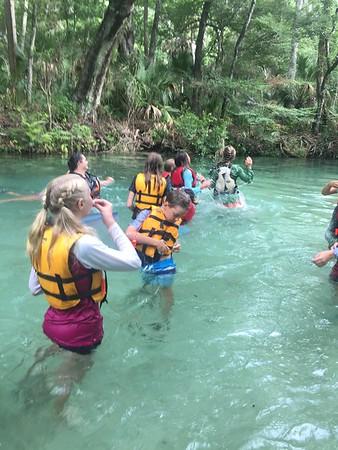 Week 6 Adventure Camp