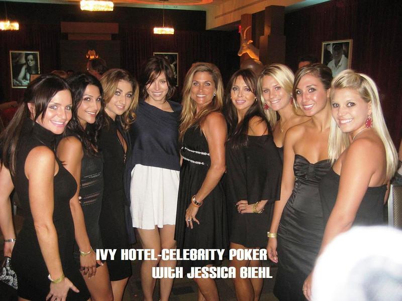 ATeam VIP Hostesses with Jessica Biehl