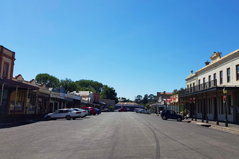 small towns in australia