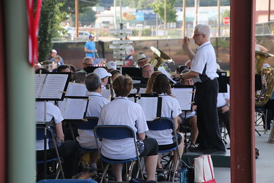 2018-06-16 Community Bands Concert