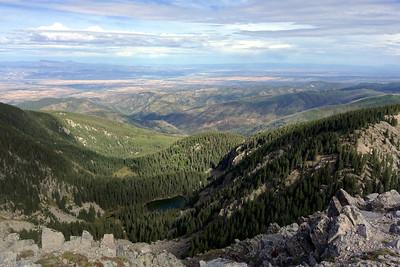 Lake Peak 2018-08-31