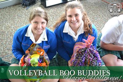 Volleyball Boo Buddies 2013