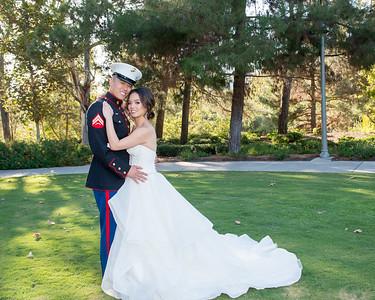Rebecca and David Wedding