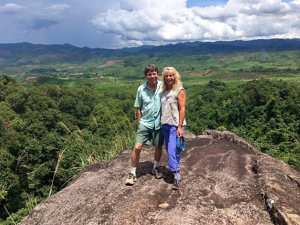 Northern Mountain Trek, Hmong Village, Spectacular Views