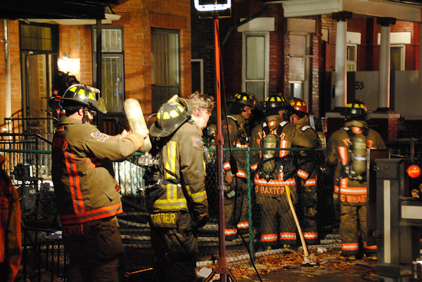 October 1, 2011 - 2nd Alarm - 57 Huron St.