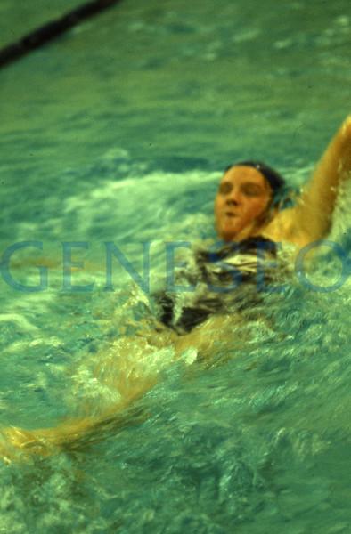 Swimming Across the 1980s