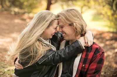 Natasha and Chris Engagement