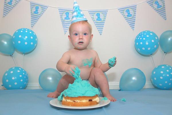 Eli's Cake Smash