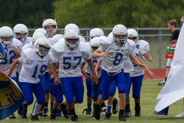 Rockdale v Caldwell 7th Grade 9-25-14