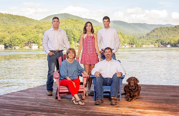 Jarrett Family Summer 2018