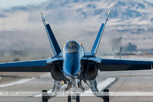 2017-El Centro-Blue Angels-Outside