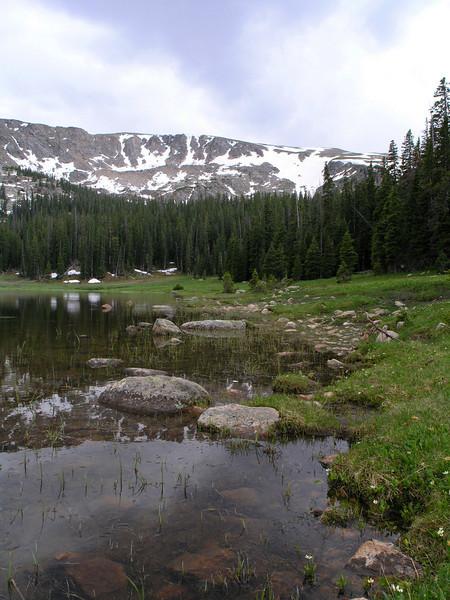 Holy Cross Wilderness Area. July 2005