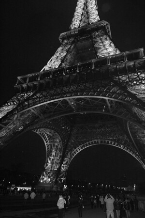 Last Minute Stop - Paris
