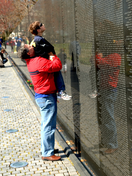 Vietnam Veterans Memorial, Washington DC, If you have never been there to see it you should go see it Good Morning , Hope you had a great weekend