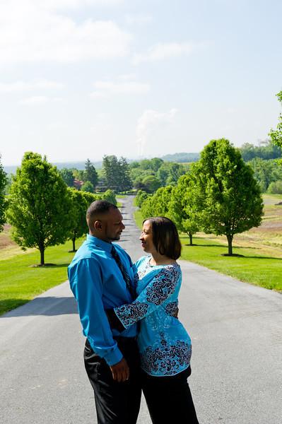 Engagement Debra and Antoine