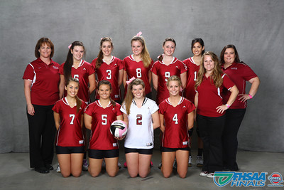 Class 2A - Team Photos & Player Portraits -