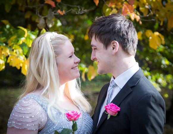 Stacey & Tim