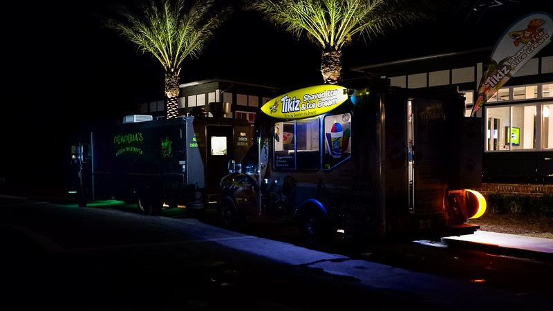 Food Trucks At The RiverClub