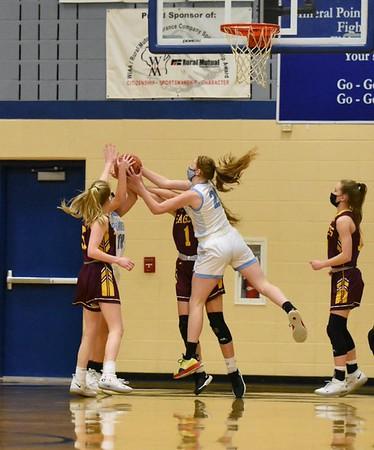 Fennimore @ Mineral Point Girls Basketball 2-20-21