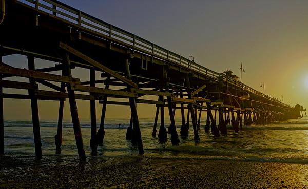 San Clemente Sunset