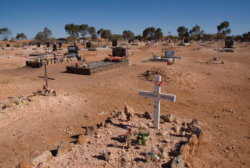 Cemetary  2 - Coober Pedy, South Australia