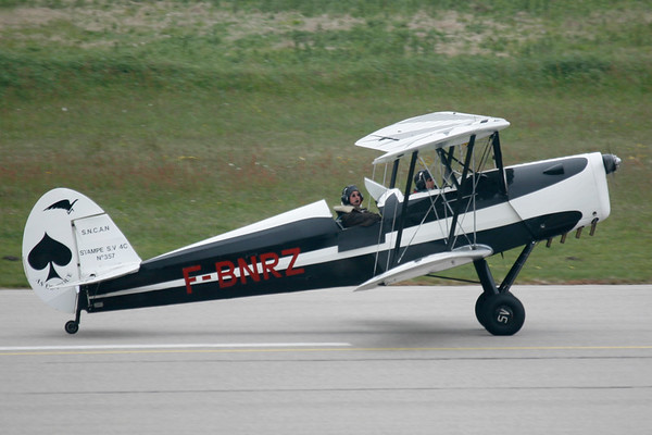 F-BNRZ - Stampe-Vertongen SV-4A