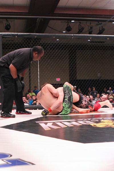 Buddy Johnson vs Collin Huckbody