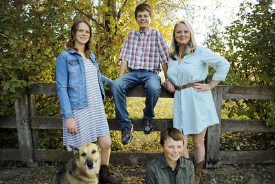 Portrait and Family Photography