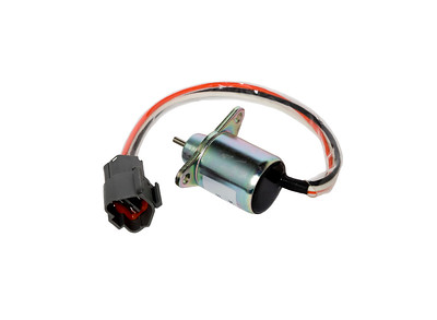 ENGINE FUEL STOP SOLENOID 24V