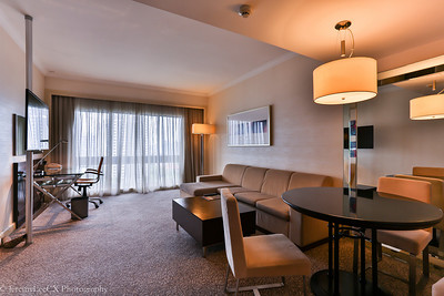 Hilton Singapore (Executive Suite)