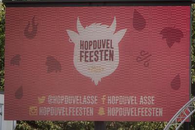 Hopduvelfeesten Asse [2016]