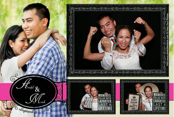 Anafel & Mark's Wedding 9-01-14
