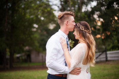 Dan & Ashleigh Wed