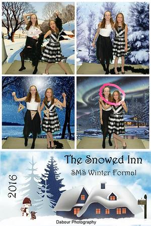 SMS Winter Formal 2016