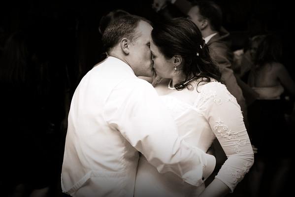 Marlene and Doug Wedding