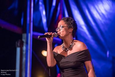 Kayenn jazz festival 2015 Aruhna
