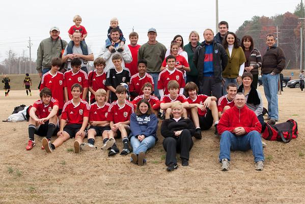 Arsenal Rome/ Tanner's Team