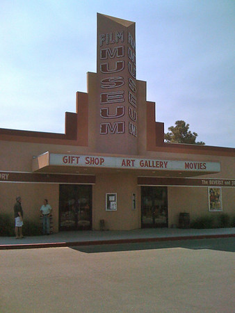 Films Museum Lone Pine