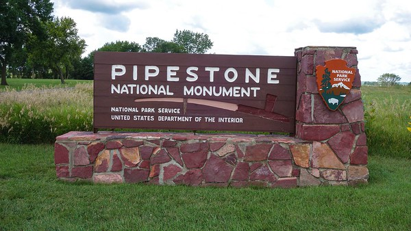 Pipestone National Monument - MN - 081117