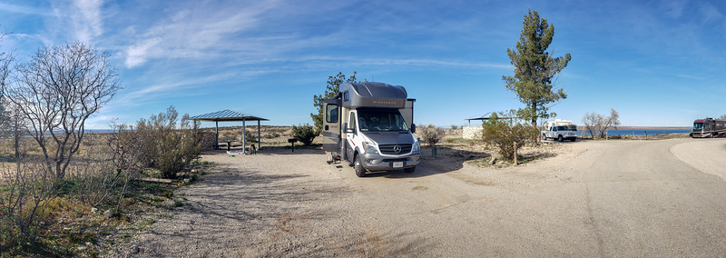 Brantley State Park Campground