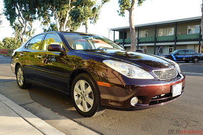 2003 Lexus ES 330 - Paint Restoration (bad condition upon arrival)